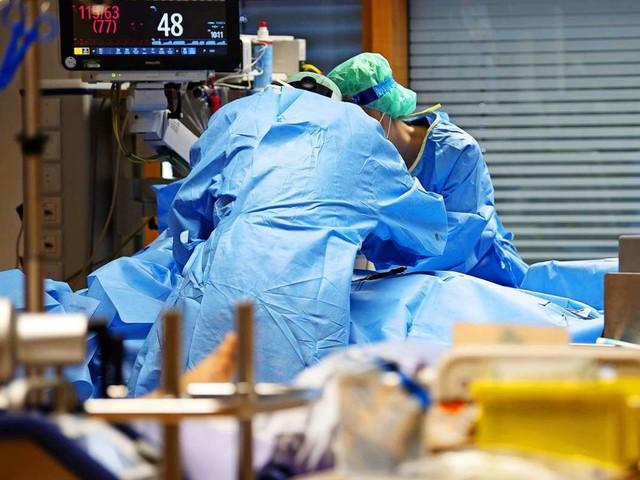 Covid-Fälle in Stuttgarter Kliniken: Wie viele Intensivbetten sind belegt?