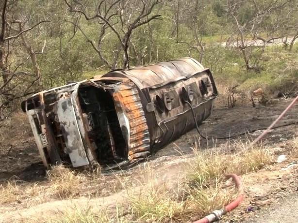 Viele Tote bei Explosion von Tanklaster in Kolumbien