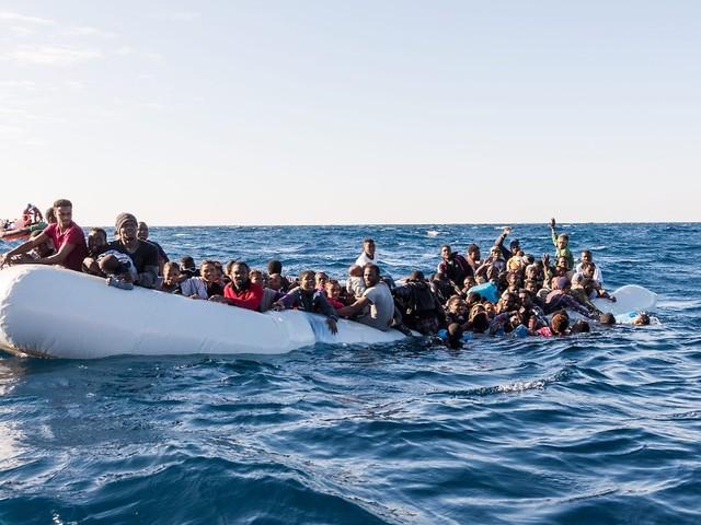 """""""Nicht allein NGOs überlassen"""": Sassoli fordert EU-Mission zur Seenotrettung"""