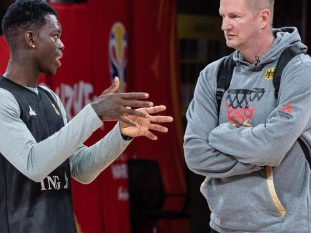 Nationalmannschaft: Basketball-Länderspiel gegen Senegal fällt aus