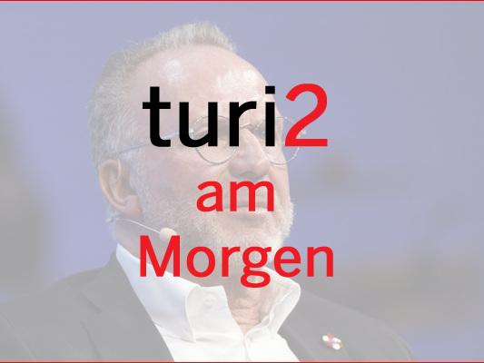 turi2 am Morgen: Karl-Heinz Rummenigge, Petra Winter, Bild.