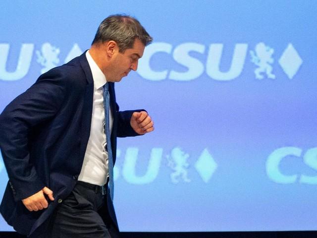 Söder bleibt CSU-Chef, ein Ersatzmann steht bereit und Seehofer fehlt