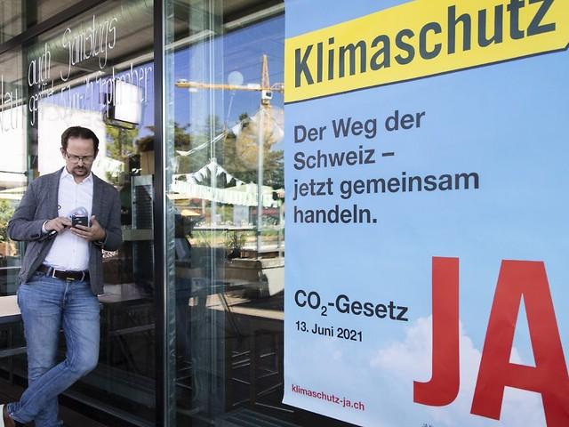 Ergebnis zu CO2-Emissionen offen: Schweiz stimmt gegen mehr Umweltschutz