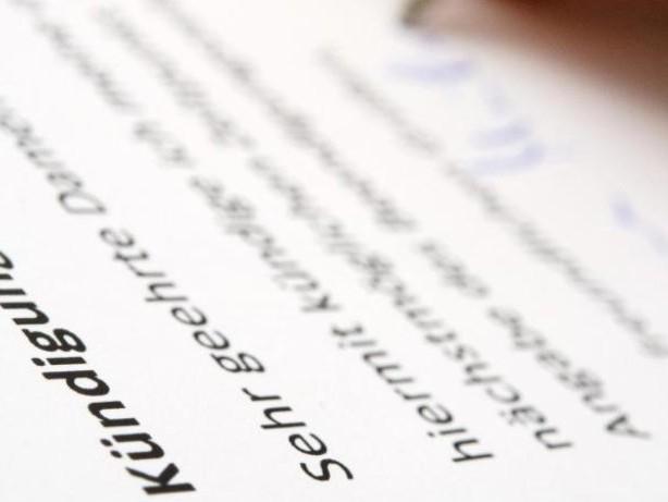 Recht im Beruf: Muss der Arbeitgeber die Kündigung bestätigen?