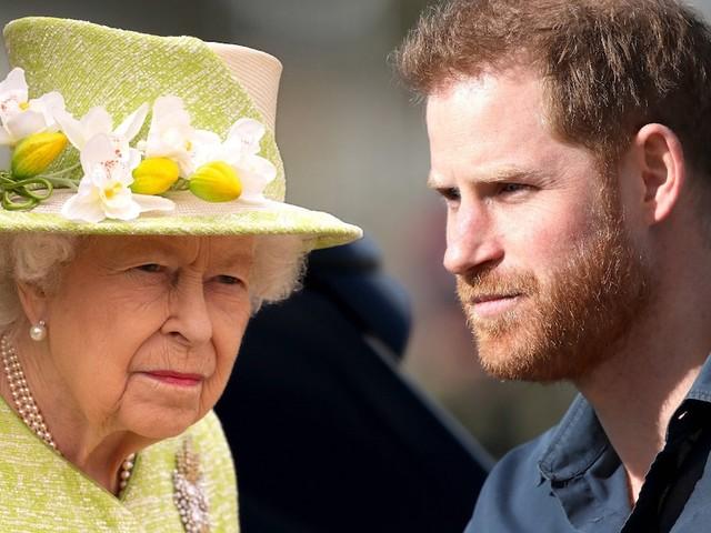 """""""Besondere Momente"""" - Erst jetzt kommt raus: Prinz Harry traf sich heimlich mit Queen Elizabeth II."""