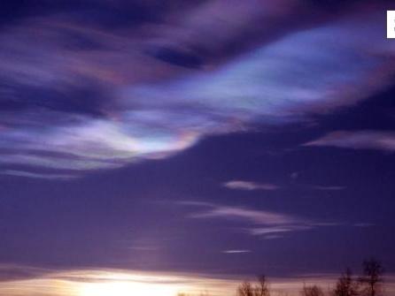 Klimawandel führt zu Ozonabbau über der Arktis