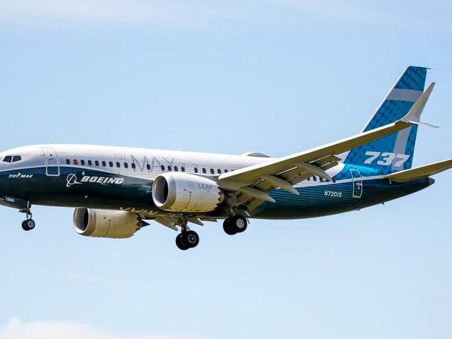 Unglücksflieger: Boeing 737 MAX absolviert erste Serie von Testflügen