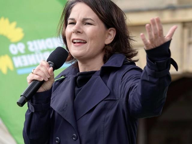 Grün war die Hoffnung: Annalena Baerbocks Kampf ums Kanzleramt