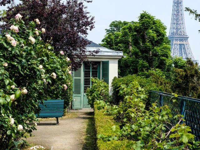 Einer der schönsten Orte in Paris