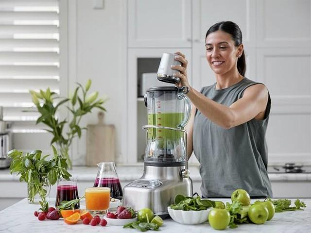 Hochleistungsmixer von Sage Appliances: Mixen und entsaften in Einem: Gewinne einen Bluicer von Sage Appliances