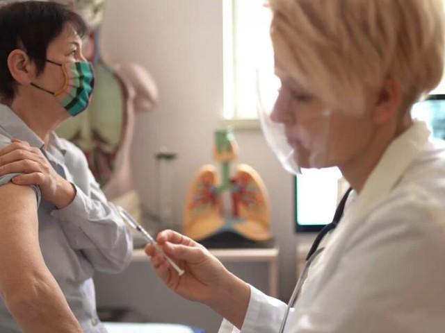 Studie: Infektionsrisiko bei vollständig Geimpften um zwei Drittel niedriger