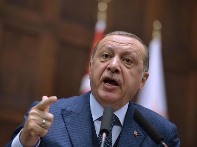 """Erdogan bezeichnet Israel als """"Terrorstaat"""""""