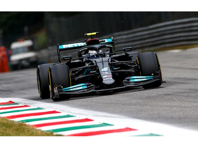 GP Italien 2021 - Ergebnis Qualifikation: Bestzeit und Strafe für Bottas
