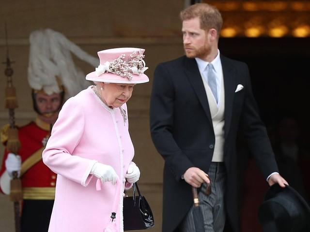 Aussprache beim Essen?: Die Queen lädt Harry zum Gespräch