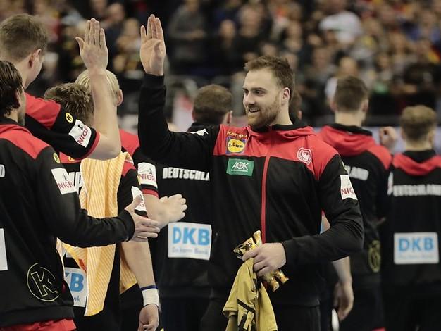 Deutschland - Island live: Handball-WM im Stream und TV