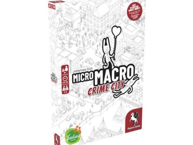 """Auszeichnungen: """"MicroMacro: Crime City"""" zum """"Spiel des Jahres"""" gekürt"""