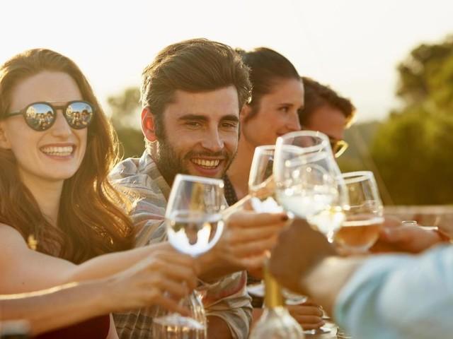 Deutlicher Anstieg – so viel geben die Deutschen für einen Liter Wein aus