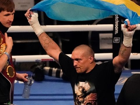 Boxen - Neuer Schwergewichtskönig: Ukrainer Usyk entthront Joshua