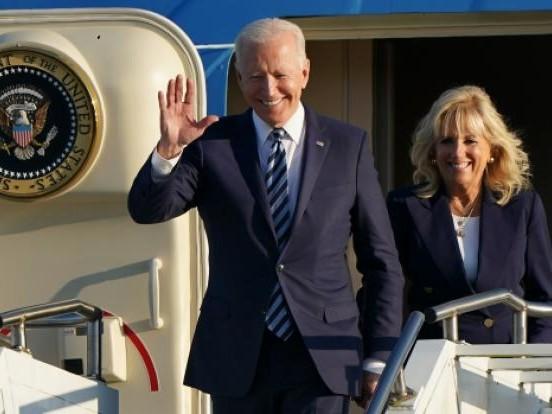Joe Biden: Plötzlich getrennt von Frau Jill! Jetzt muss er alleine klarkommen