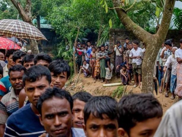Muslimische Minderheit: UN fordern Ende der Gewalt gegen Rohingya in Myanmar