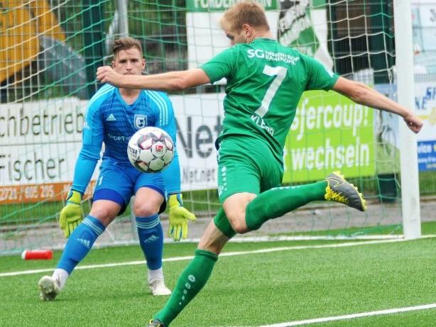 Westfalenliga: Finnentrop/Bamenohl nimmt auch Hürde SC Neheim