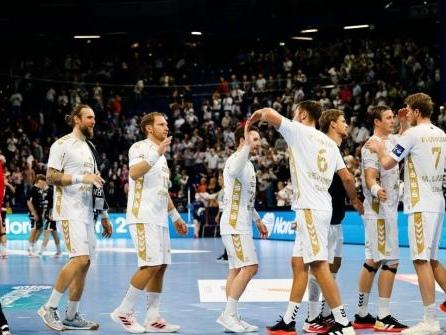 THW Kiel gewinnt Champions-League-Spiel gegen Elverum 41:36
