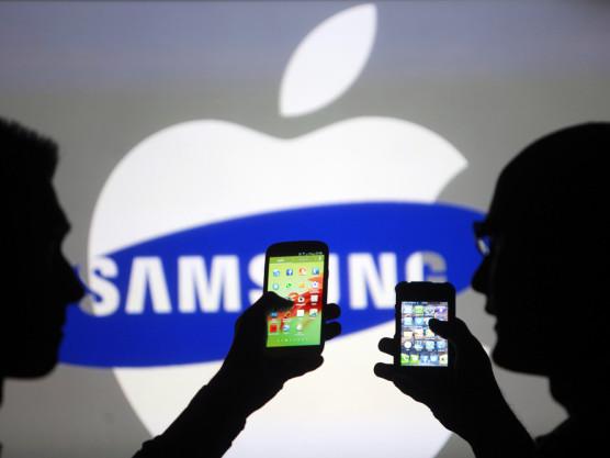 iPhone Design-Schutz: Apple und Samsung gehen wieder vor Gericht