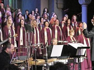 Gospelchor feiert Jubiläum