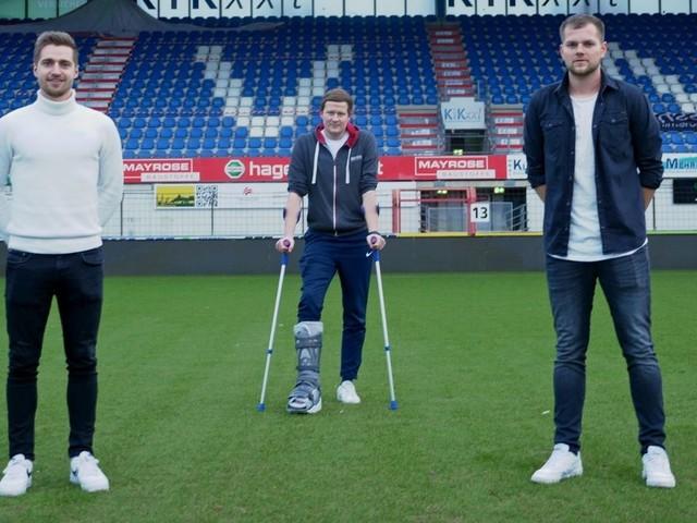 SV Meppen II holt Simon Többen und Martin Raming-Freesen
