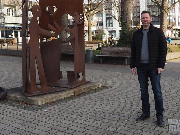 Der jüngste Ortsbürgermeister, den Liblar je hatte: Das hat Axel Erhard geplant