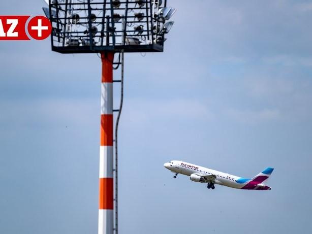 """Kapazitätserweiterung: Luftverkehr in NRW: Das Ende der """"himmlischen Ruhe"""""""
