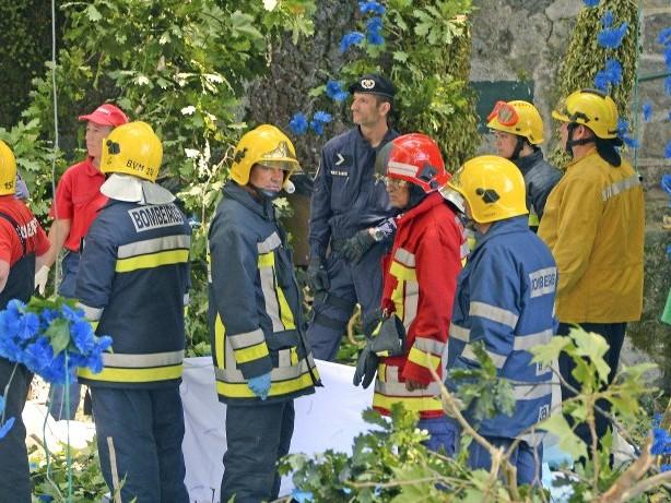 Baumsturz: Nach Tragödie bei Volksfest steht Madeira unter Schock