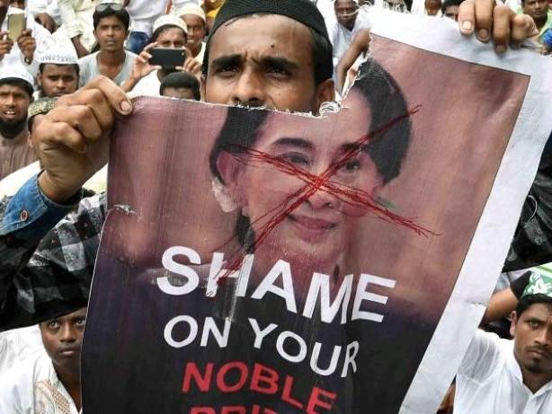Rohingya: Suu Kyi sagt Teilnahme an UN-Vollversammlung ab