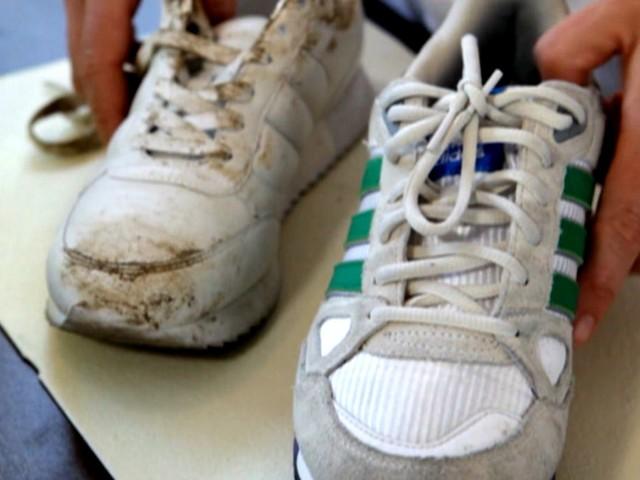 Styling-Klassiker : Lifehack: Mit diesen fünf Tipps strahlen weiße Sneaker wieder wie neu