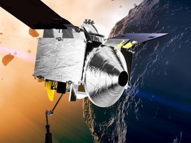 «Osiris Rex»: Asteroiden-Probe der Nasa sicher verstaut
