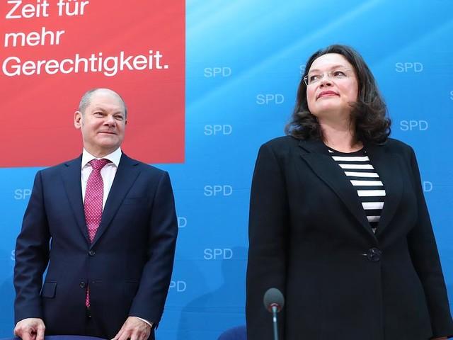 Neue Fraktionschefin geht in die Offensive - Ihre geheime Strategie: Wie Andrea Nahles längst dem Weg zur Kanzlerschaft plant