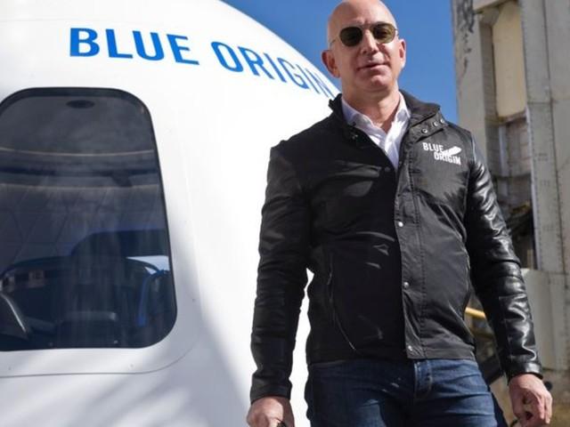 Raumfahrt: Bezos plant nächsten All-Ausflug von Blue Origin im Oktober