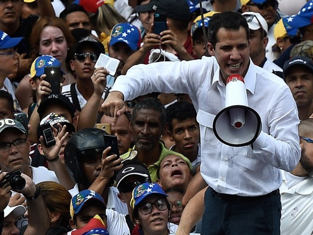 Venezuela: Guaidó ruft zu Marsch auf Caracas auf