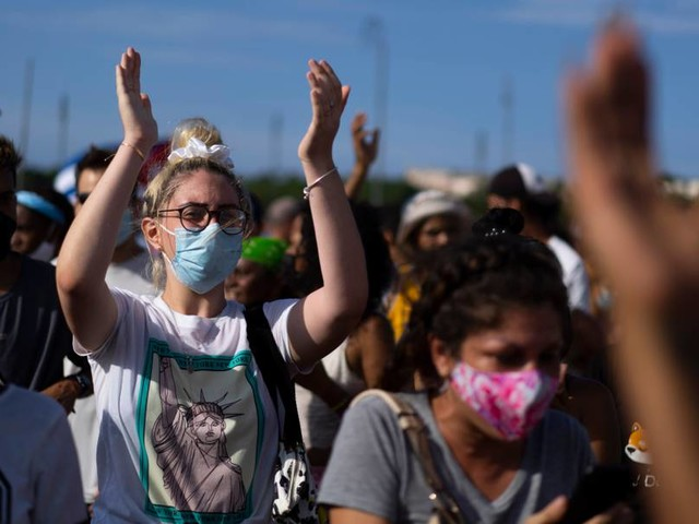 Proteste in Kuba: Russland schickt humanitäre Hilfe