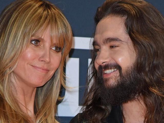 Heidi Klum & Tom strahlen bei erstem Paar-Auftritt in Deutschland