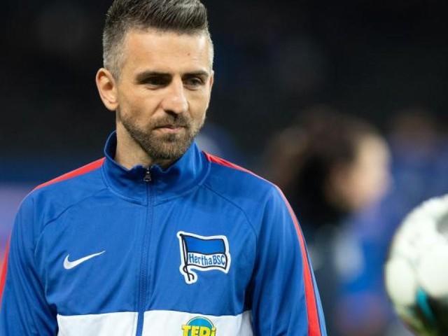 Als Offensivtrainer: Ibisevic wieder bei Hertha BSC