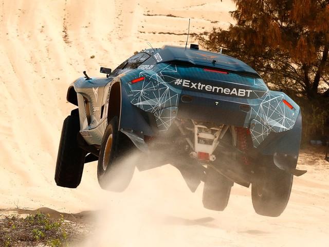 """Extreme E: Sardinien Extreme E: """"Fahrer ständig überm Limit"""""""