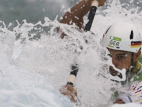 Kanu-Slalom: Kajak-Frauen gewinnen WM-Silber