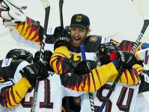 Turnier in Lettland: WM-Finale? - DEB-Team will den Titelverteidiger stoppen