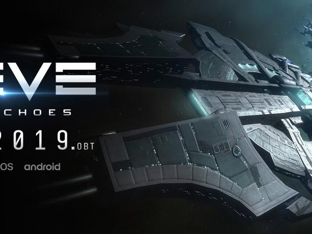 EVE: Echoes - Mobiler Ableger der Sci-Fi-Saga ist in die Open Beta gestartet