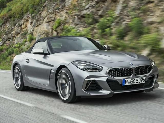 Der neue BMW Z4 M40i hat mehrere Gesichter