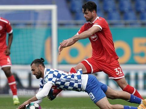 Gegen Düsseldorf: Darmstadt verliert erstmals seit Februar