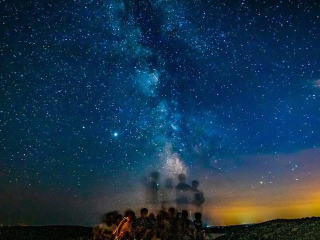 Himmlisches Perseiden-Feuerwerk: Berühmter Meteorschwarm nun gut zu sehen