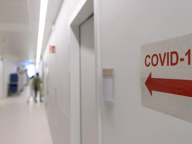 Sorge vor Überlastung von Krankenhäusern wegen Corona