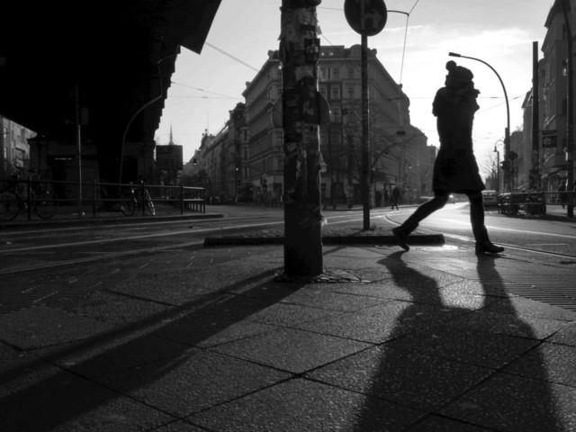 Berlin: Nach der Fahrrad- kommt die Fußgängerrevolution